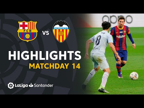 Barcelona Valencia Goals And Highlights