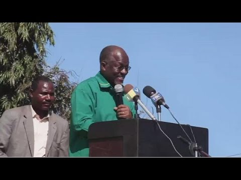 Tanzania's ruling party and opposition set to dialogue