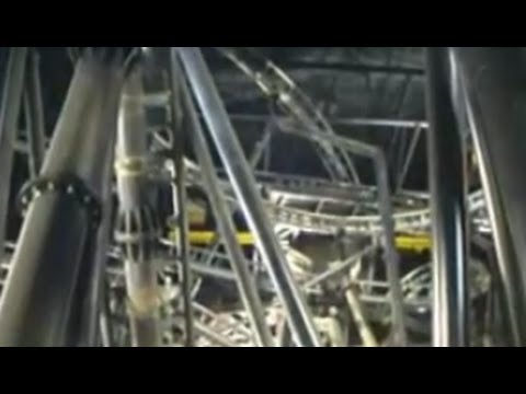 Behind The Scenes Of Flight Of Fear At Kings Dominion - Coaster Crew Classic