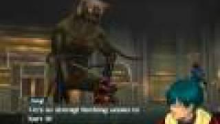 Baten Kaitos Origins - Boss: Malpercio