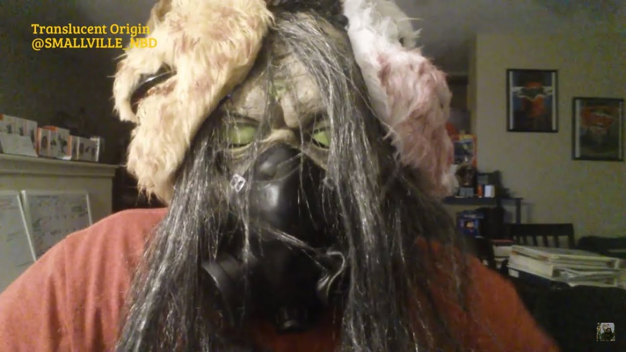 Halloween 2015Light-Up Zombie, Killer Bear  Killer Bunny Adult