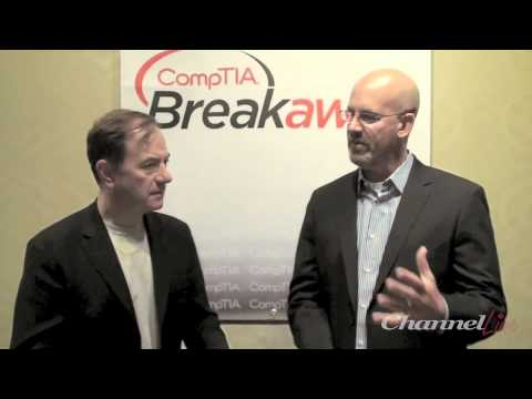 On the Record w/ Kirk Robinson @ CompTIA Breakaway 2011