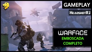 Warface Emboscada Completo Sniper e Dicas