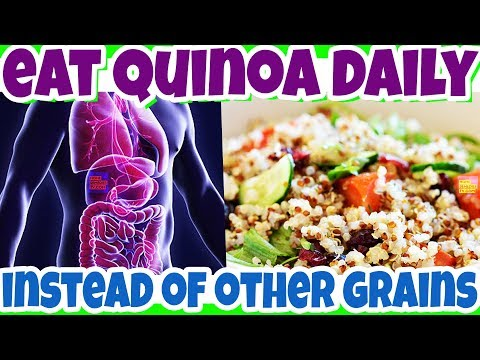 Why You Must Eat Quinoa DAILY  | BEST VIDEOS