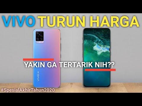 7 HP VIVO TERBARU RAM 8GB MURAH 2020.