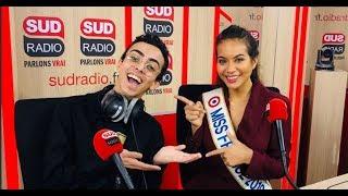 Un plateau de rois : Rencontre entre Miss France et Bilal Hassani