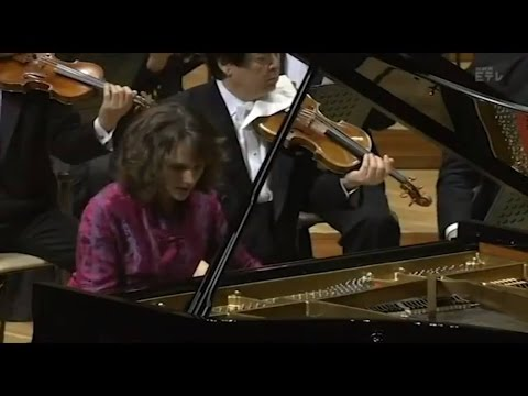 Brahms - Piano Concerto No. 2 in B-flat major (Hélène Grimau