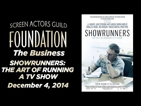 The Business - Showrunners: The Art of Running a TV Show