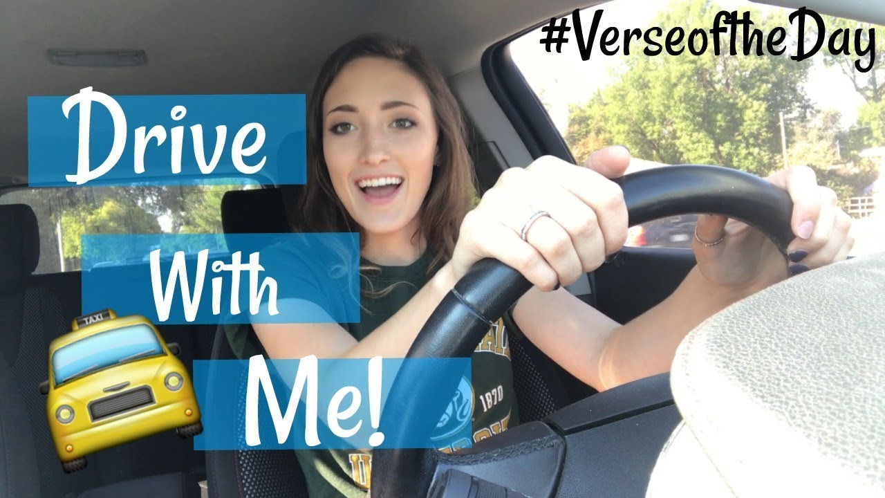 Drive With Me: Bible Verse Of The Day, Philippians 4:13