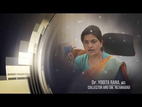 TEXA-2017: General (Individual) - Dr. Yogita Rana, IAS, Collector and DM, Nizamabad