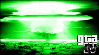 GTA IV Mod - Molotov Nuclear | Nuclear Molotov Mod