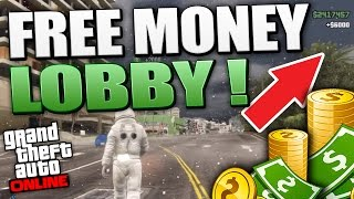 GTA 5 Money Lobby - Hosting for FREE After Patch 1.16 (GTA 5 Mods)