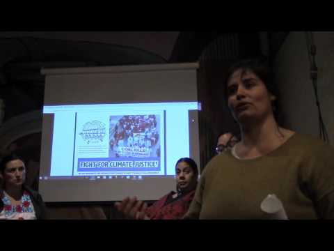 The Failed COP21 Agreement: Still a Stepping Stone for the Climate Justice Movement, Maria Escalante