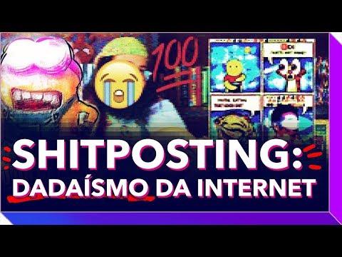 O que é shitpost? Emoji meme minions e dadá  mimimidias