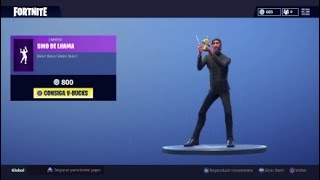 Nova dança * Sino de lhama * Fortnite - Battle Royale
