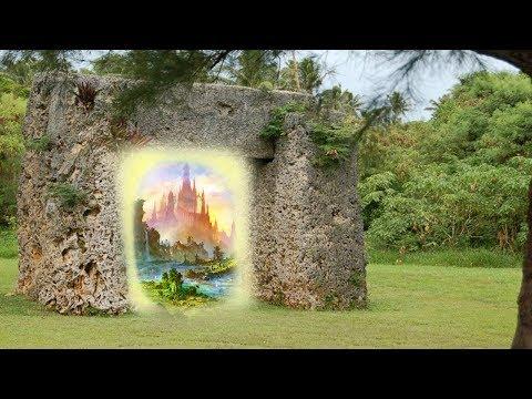 La Puerta Dimensional de la Isla de Tonga
