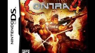 Contra 4-Boss Approaches