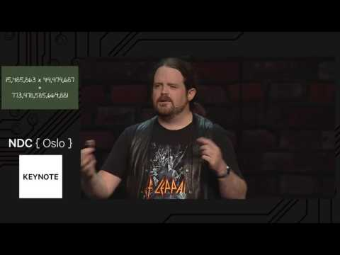 Keynote: Are There any Questions? - Dylan Beattie
