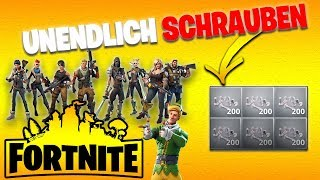 Fortnite » Save the World | ENDLESS SCREWING [EXPLOIT/GLITCH]