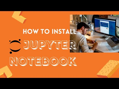 Installing Jupyter Notebook on windows 10 with PIP