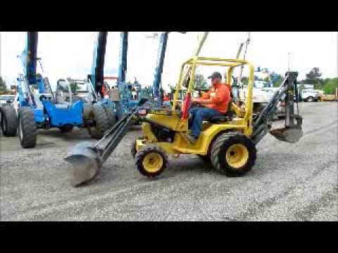 sold 2004 terramite t5c mini loader backhoe tractor excavator Best Mini Backhoe Loader 2004 terramite t5c mini loader backhoe tractor excavator bidadoo youtube