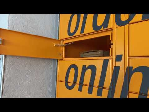 Amazon Locker UK