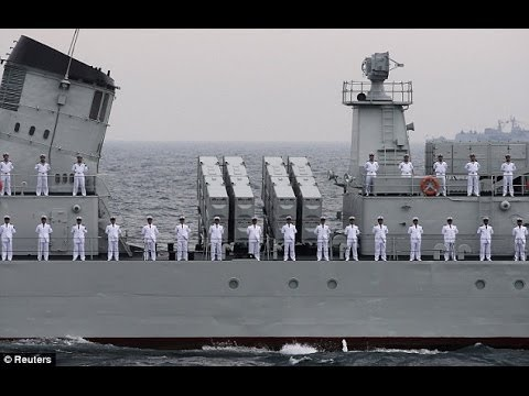 China Military The Chinese Navy force second to USA Fleet ra