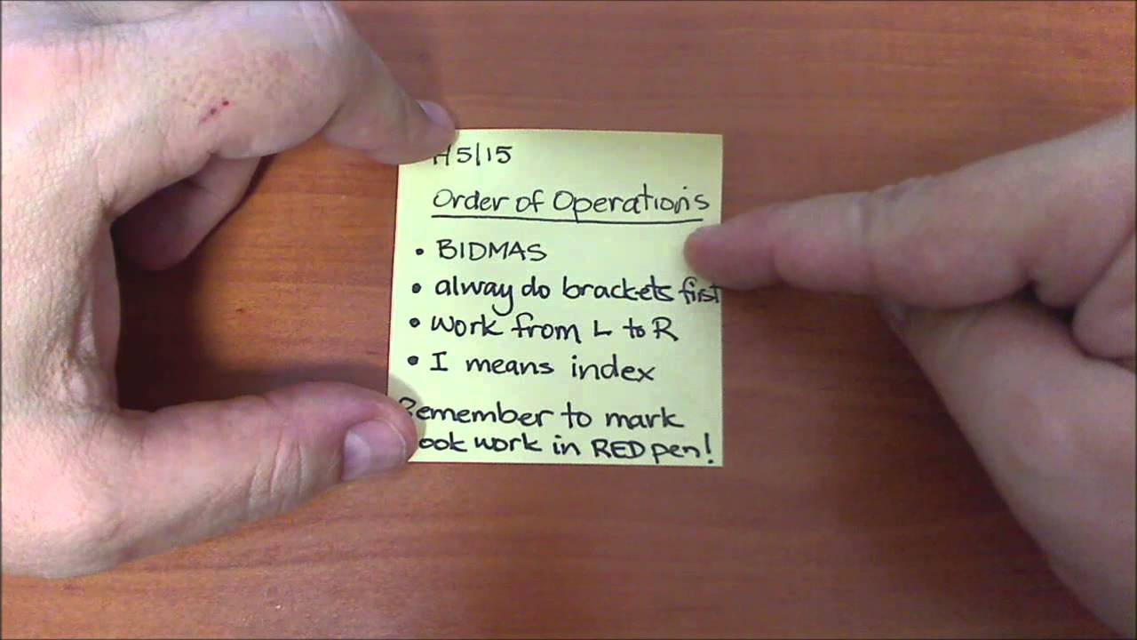 Watch Post It Notes Amazing Study Technique Using Post It Notes That Really Works