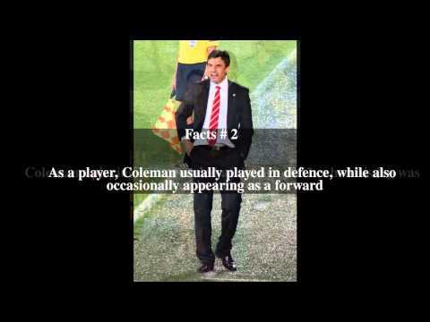 Chris Coleman (footballer) Top # 5 Facts