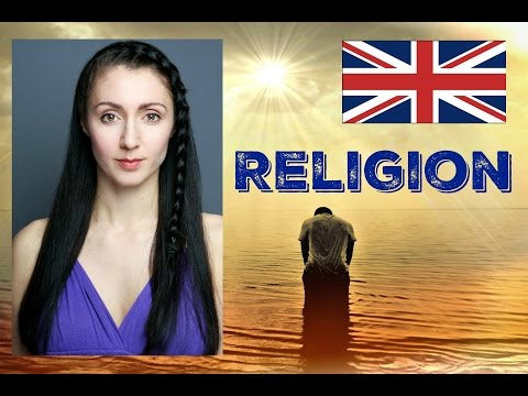 Religion: LEARN ENGLISH / ENGLISH LESSON / BRITISH ENGLISH LIVE