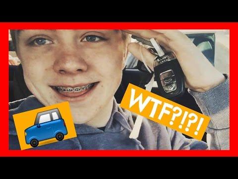 SAT IN MY DREAM CAR! | Boarding School Vlogger Vlog 34