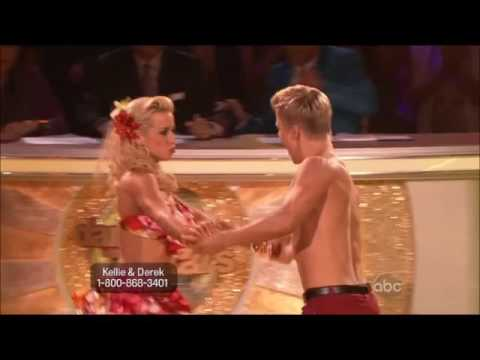 Season 16  Kellie Pickler & Derek Hough Journey