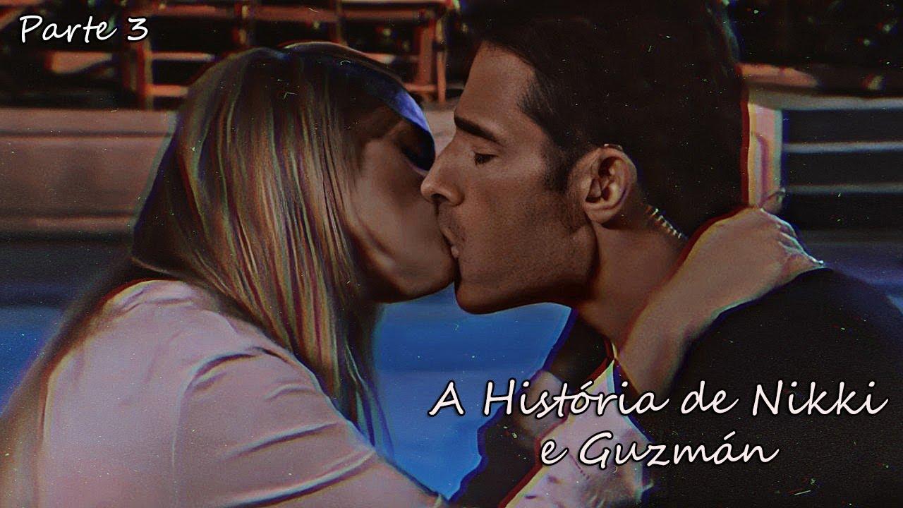 A História de Nikki e Guzmán - Parte 3 (PRIMEIRO BEIJO)   EM HD