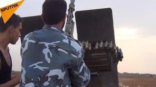 بالفيديو...الجيش السوري أمام خطوط