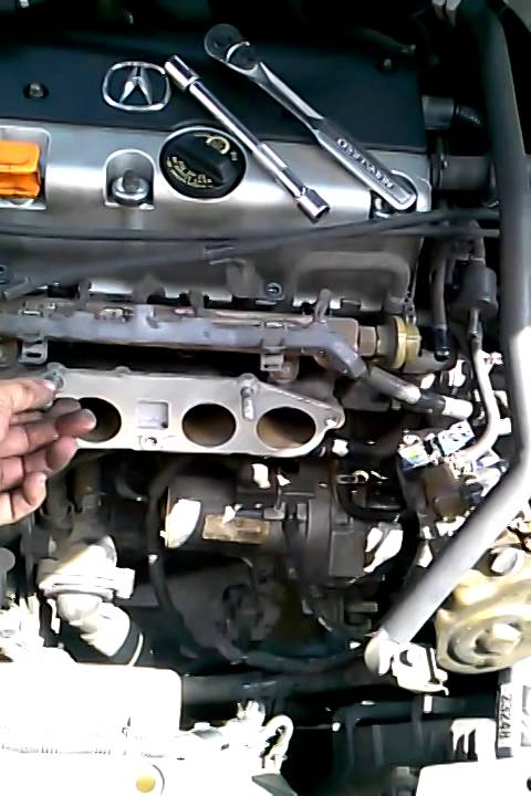 Rsx Intake Manifold Engine Diagram - Wiring Diagrams ROCK