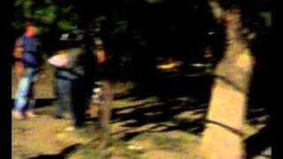 "Ночные съёмки сериала ""Шахта""3"