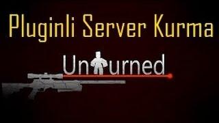 Unturned Server Kurma Ve Port Kurma! 3.16.2.1 Sürüm Yeni!