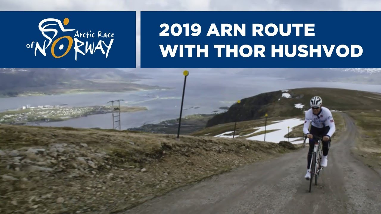 Arctic Race of Norway 2019 | See the world's best cyclists