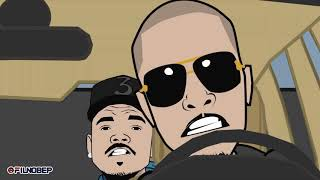 T.I. Expeditiously violates his daughter (w/ Cardi B and Chance The Rapper)