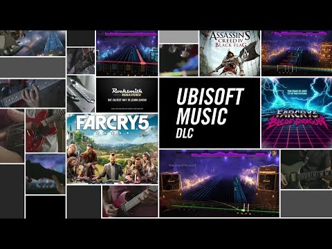 Ubisoft Music Song Pack – Rocksmith 2014 Edition Remastered DLC