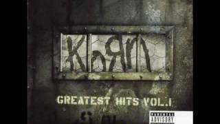 Korn - Blind with lyrics