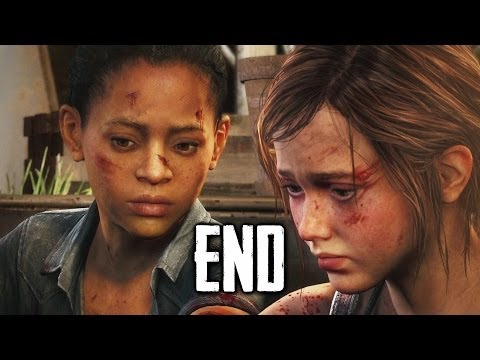 The Last Of Us Left Behind Ending - Gameplay Walkthrough Part 9 (DLC)