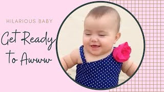 Funny Twins Playing Happiest - Cute Baby Videos