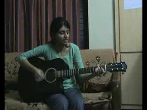 Bolo Na -Sona on guitar