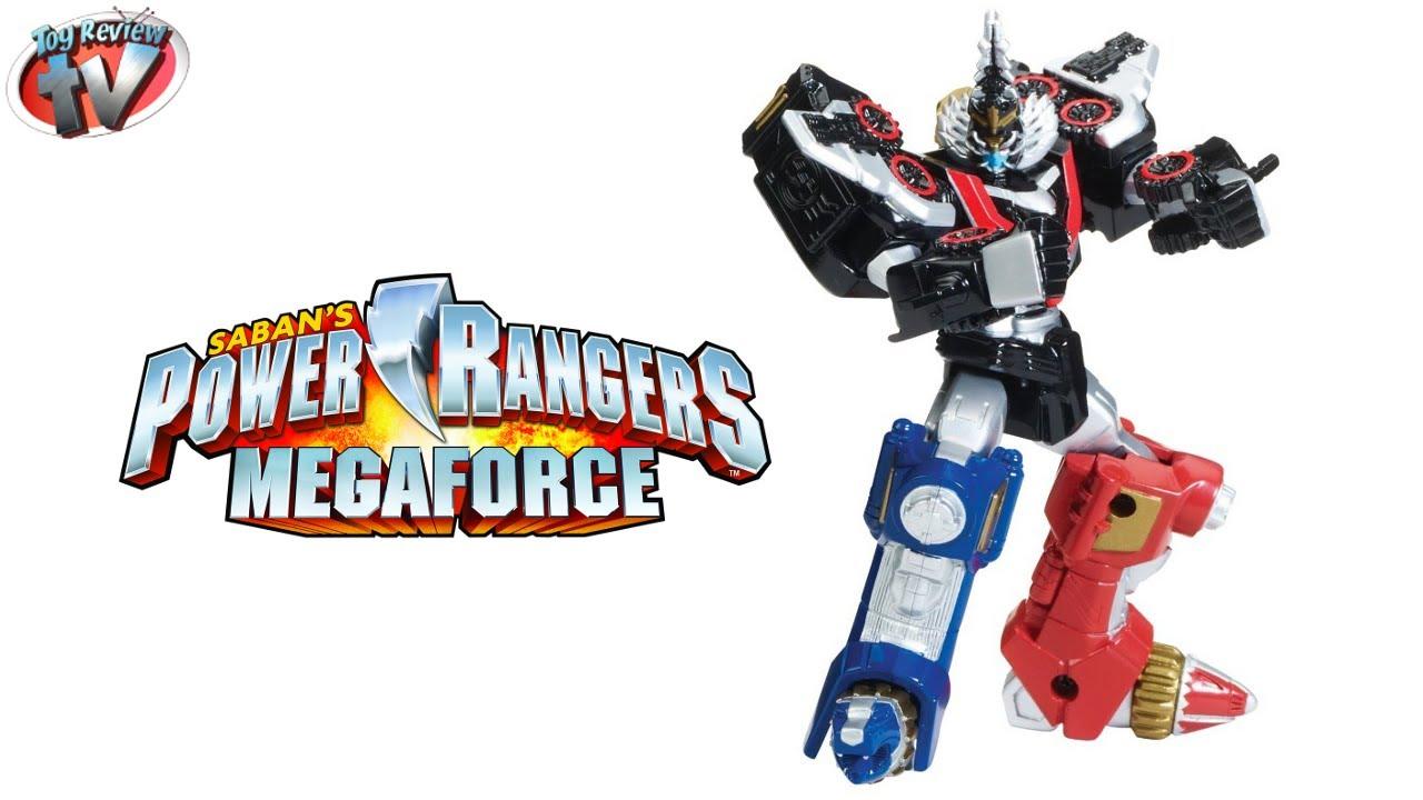 Power rangers megaforce gosei grand megazord armour robo - Robot power rangers megaforce ...