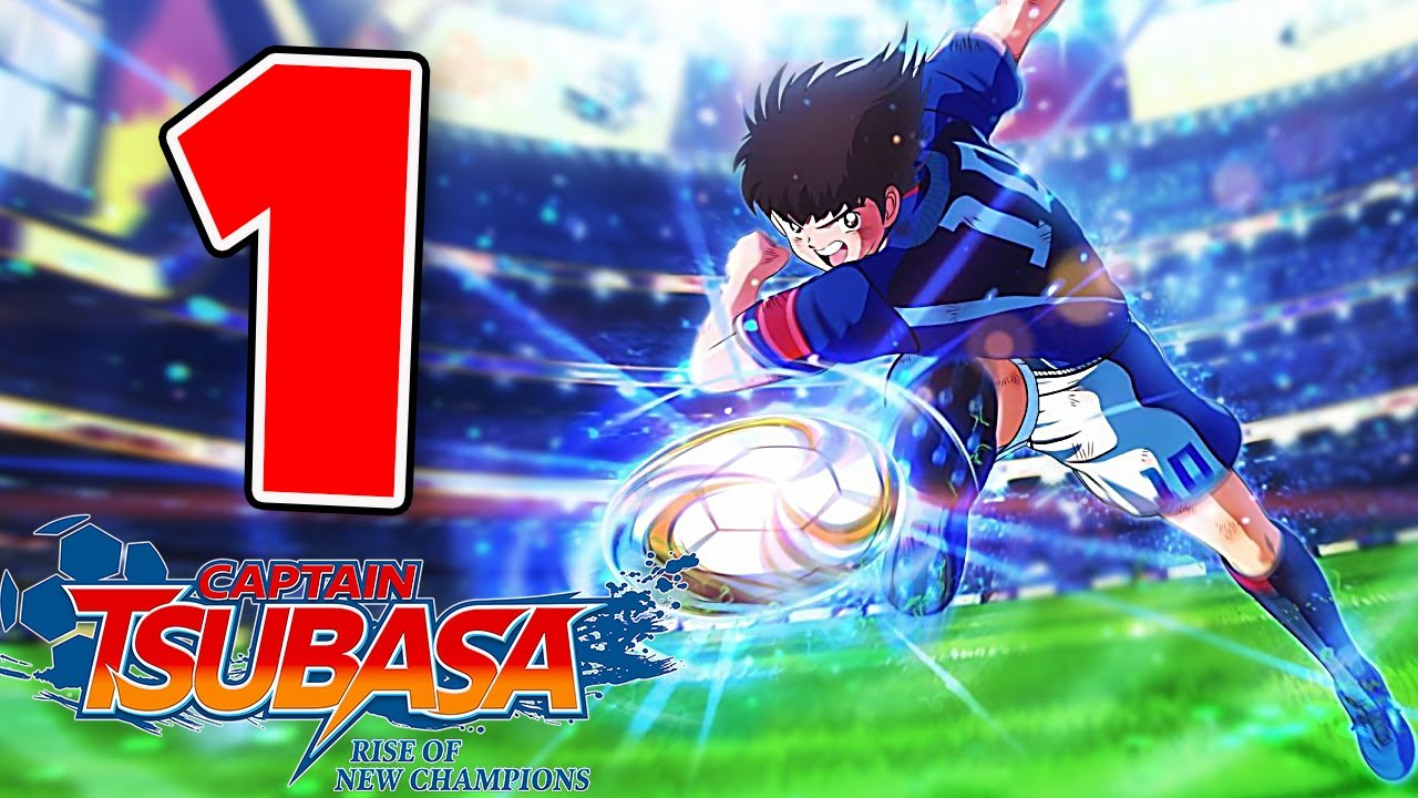 Download CAPTAIN TSUBASA RISE OF NEW CHAMPIONS [Walkthrough Gameplay ITA HD - PARTE 1] HOLLY & BENJI!!