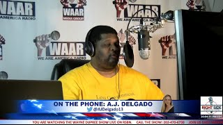The Wayne Dupree Show- Tuesday, July 12, 2016 - Guest A.J. Delgado 2017 Video