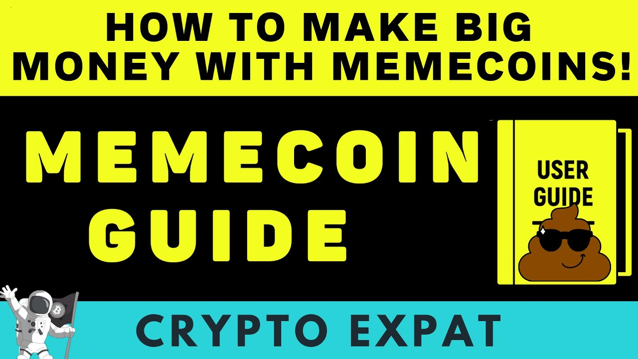 Meme coin Guide | A guide to Choosing Shit coins / Meme coins/ Charity coins That Moon!!