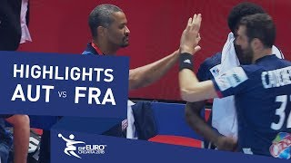 Highlights | Austria vs France | Men's EHF EURO 2018