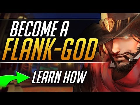 Try This McCree Trick NOW to STEAMROLL - Overwatch Gameplay Guide thumbnail
